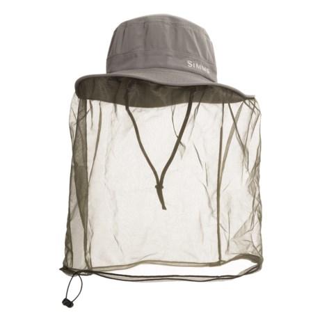 Simms Bugstopper® Net Sombrero Hat - UPF 50+ (For Men and Women)