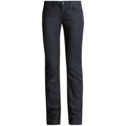 Buffalo Jeans Dark Denim Jeans - Straight Leg (For Women)