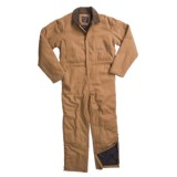 Smith's American Quilt-Lined Canvas Coveralls (For Men)