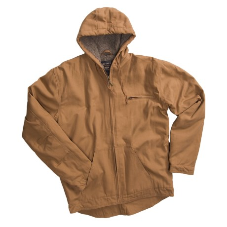 Smith's American Sherpa-Lined Jacket - Full Zip, Hooded (For Men)