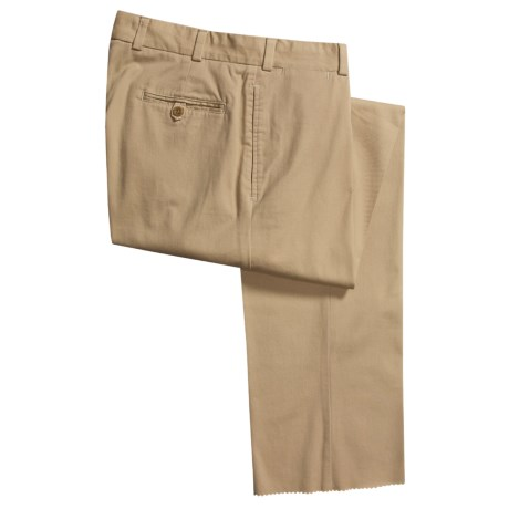 Bills Khakis M1 Driving Twill Pants - Flat Front, Relaxed Fit (For Men)