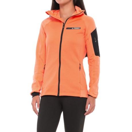 adidas Terrex Stockhorn Fleece Jacket (For Women)