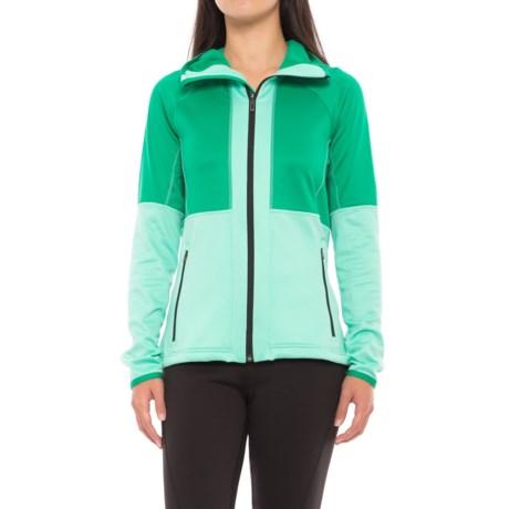 adidas outdoor Terrex Flex Fleece Hoodie - Full Zip (For Women)
