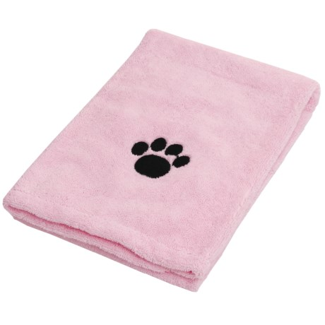 Bone Dry Embroidered Microfiber Drying Towel