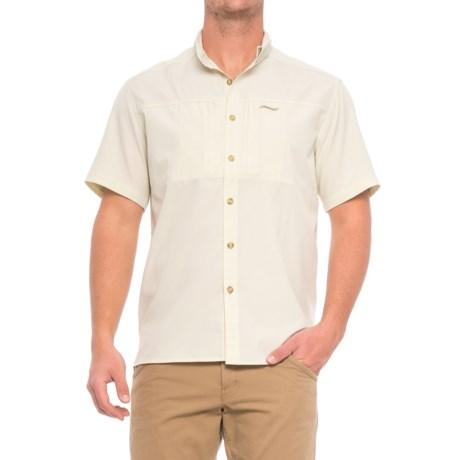 Allen Fly Fishing Exterus Streamer Shirt - Short Sleeve (For Men)