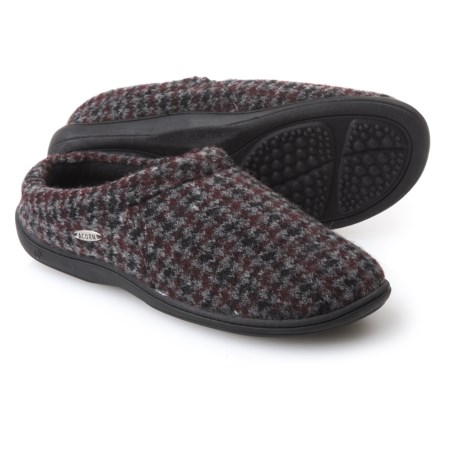 Acorn Digby Gore Slippers - Wool Blend (For Men)