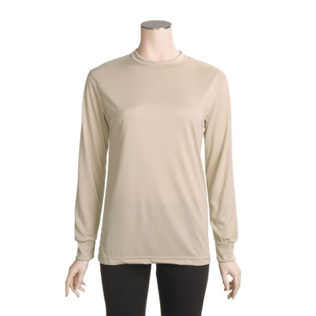 Kenyon Silk-Weight Polartec® Top - Base Layer, Long Sleeve (For Women)