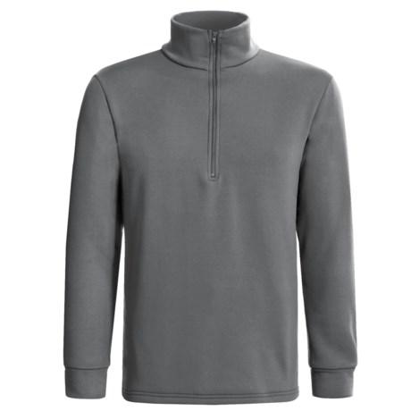 Kenyon Polartec® Power Stretch® Base Layer Top - Heavyweight, Zip Neck, Long Sleeve (For Men)