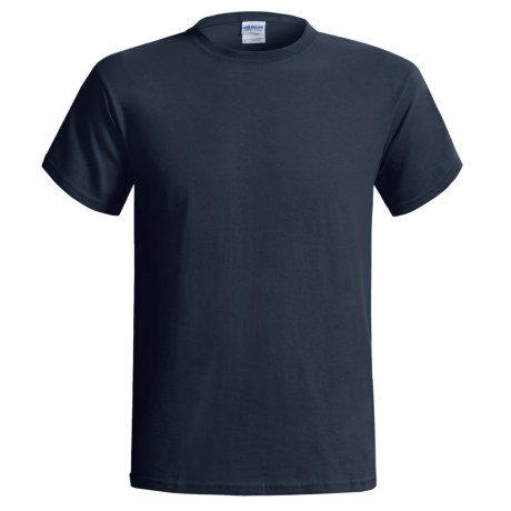 Gildan 50/50 Pocket T-Shirt - Short Sleeve (For Men and Women)
