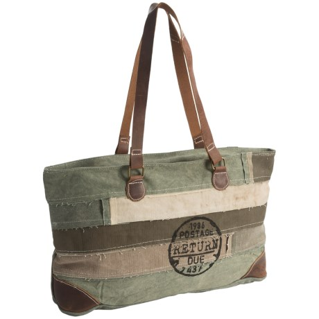 Uchi Michi Shoulder Tote Bag (For Women)