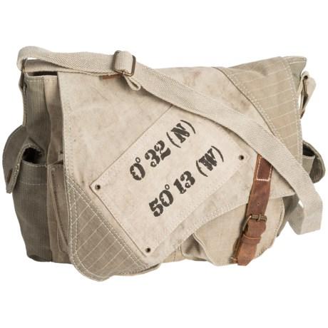 Uchi Benjiro Flapover Messenger Bag (For Women)