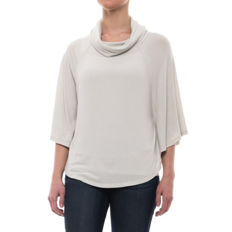 dylan Haven Fleece Floaty Shirt - Short Sleeve (For Women)