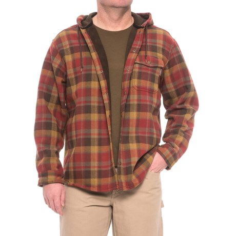 Wolverine Bucksaw Bonded Shirt Jacket (For Men)