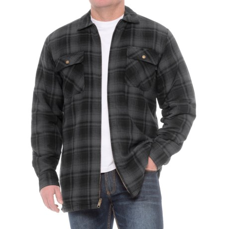 Wolverine Marshall Shirt Jacket (For Big and Tall Men)