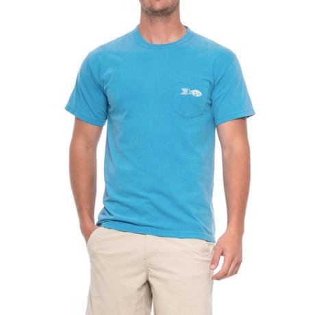 AFTCO Stripes Shirt - Short Sleeve (For Men)