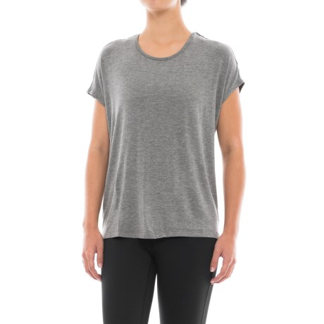 Gaiam Haven T-Shirt - Short Sleeve (For Women)