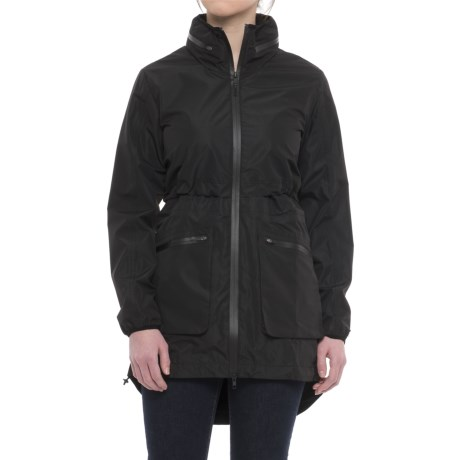 Mondetta Woven Anorak Jacket (For Women)