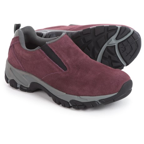 Hi-Tec Altitude Moc Suede Shoes - Slip-Ons (For Women)