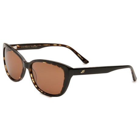 Serengeti Sophia 6 Base Sunglasses - Polarized, Photochromic (For Women)