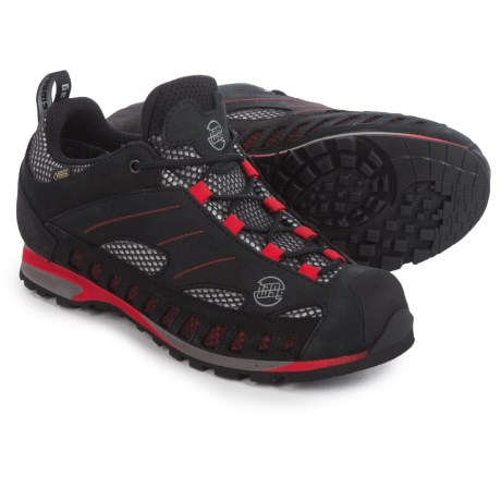 Hanwag Najera Low Gore-Tex® Surround Hiking Shoes - Waterproof, Nubuck (For Men)