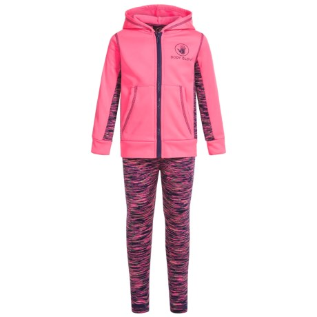 Body Glove Active Hoodie and Leggings Set (For Toddlers)