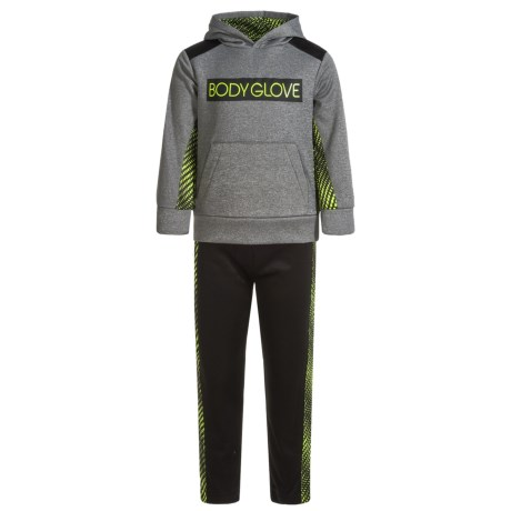 Body Glove Active Hoodie and Pants Set (For Little Boys)