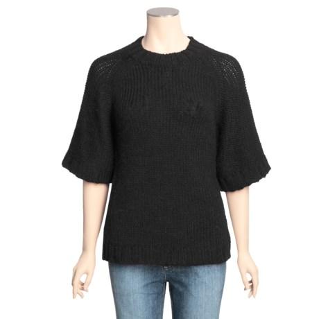 Avalin Chunky Sweater - Elbow Sleeve (For Women)