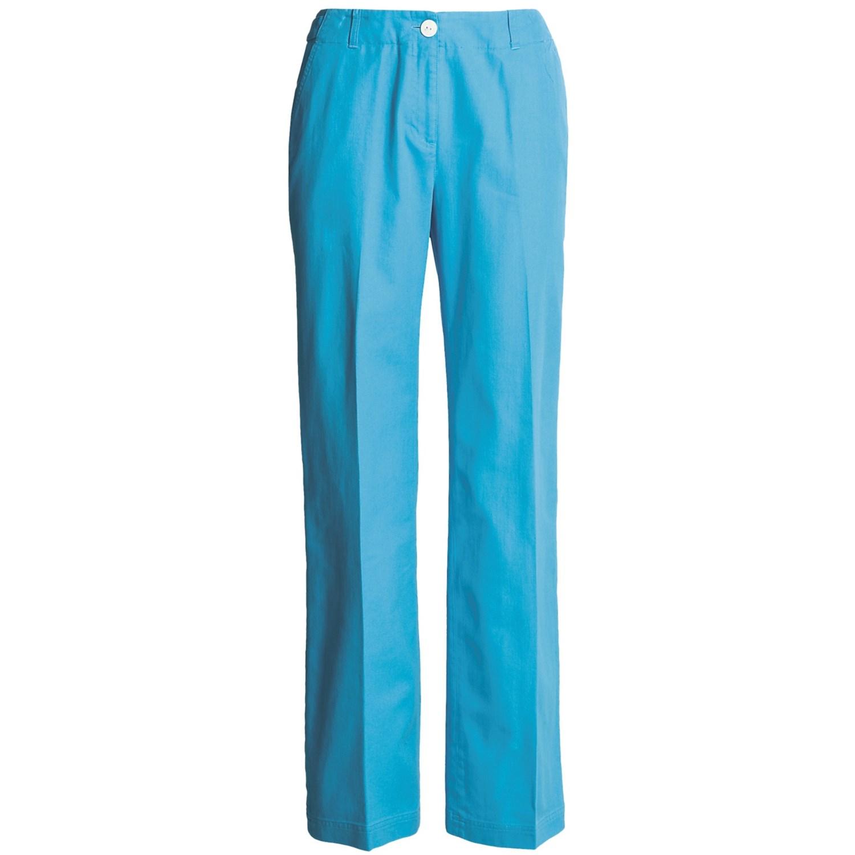 Perfect 2015 New Girl Pants Women39s Cotton Linen Elastic Waist Trousers High