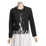 Madison Hill Dress Denim Jacket (For Women)