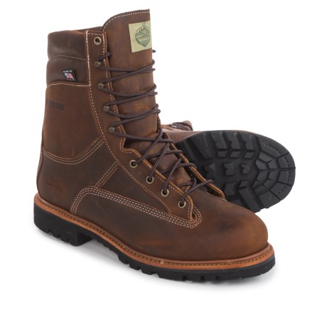 Wood N' Stream Wood N' Stream Navigator Thinsulate® Hunting Boots - Waterproof, Insulated (For Men)