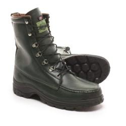 """Wood N' Stream Wood N' Stream Kangaroo Leather Hunting Boots - Waterproof, 8"""" (For Men)"""