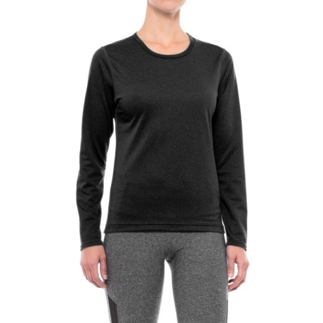 PolarFleece Polartec® Power Grid® Base Layer Top - Long Sleeve (For Women)