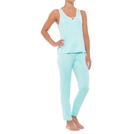Maidenform V-Neck Pajamas - Sleeveless (For Women)