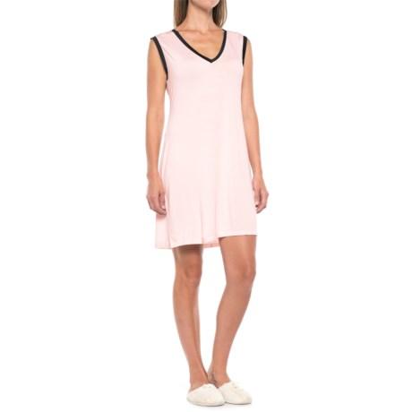 Maidenform V-Neck Nightgown - Sleeveless (For Women)