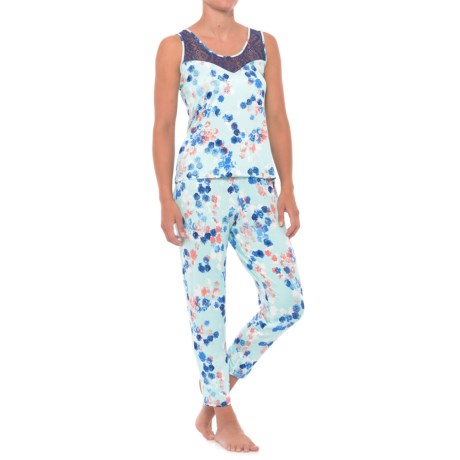 Maidenform Two-Tone Pajamas - Sleeveless (For Women)