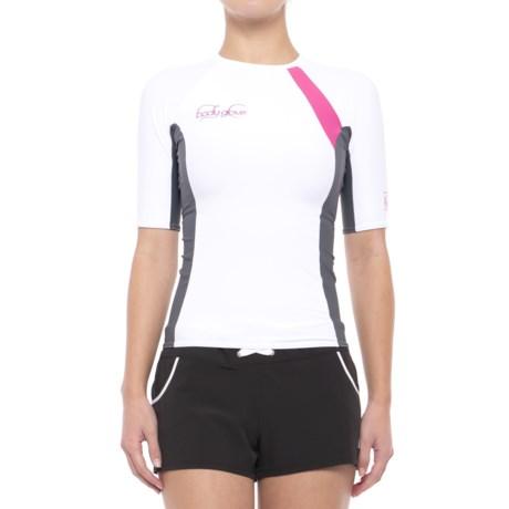 Body Glove High-Performance Rash Guard - UPF 50, Short Sleeve (For Women)