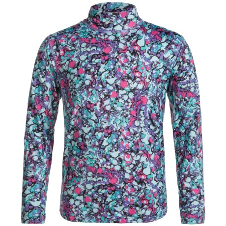 Watson's Printed High-Performance Thermal Shirt - Long Sleeve (For Little and Big Girls)