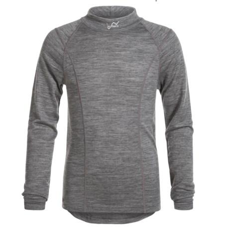 Watson's Watson's Merino 150 Thermal Shirt - Merino Wool, Long Sleeve (For Little and Big Girls)