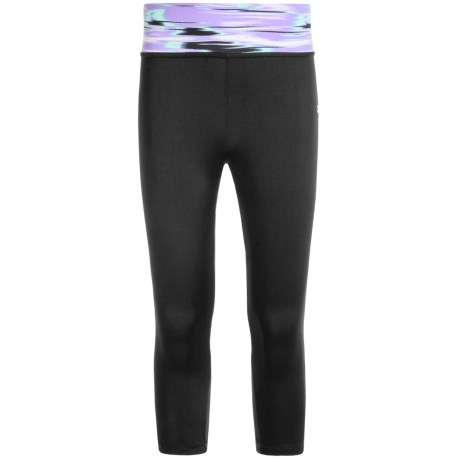 Champion Basic Capris (For Big Girls)