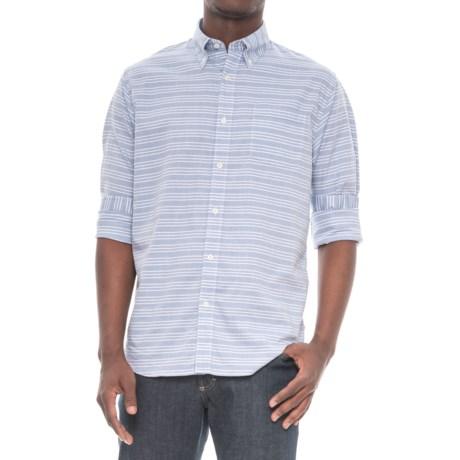 Mountain Khakis Davidson Stretch Oxford Shirt - Long Sleeve (For Men)