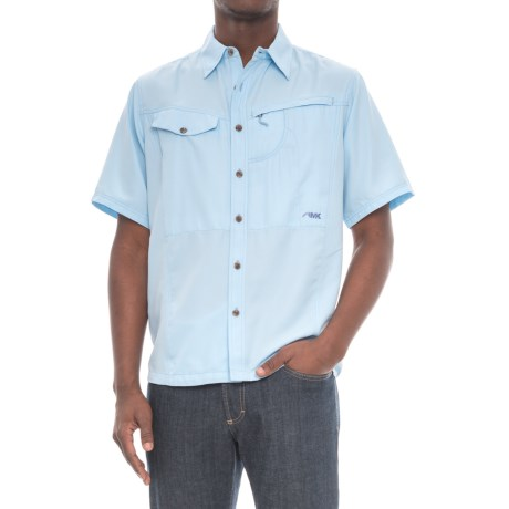 Mountain Khakis Trail Creek Shirt - UPF 40+, Short Sleeve (For Men)