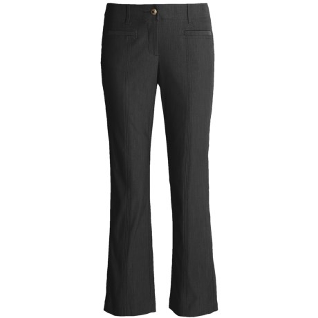 Tribal Sportswear Comfort Waist® Pants - Bootcut, Pocket Detail (For Women)