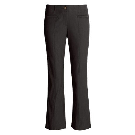 Tribal Sportswear Comfort Waist® Pants, Bootcut Pocket Detail (For Petite Plus Size Women)