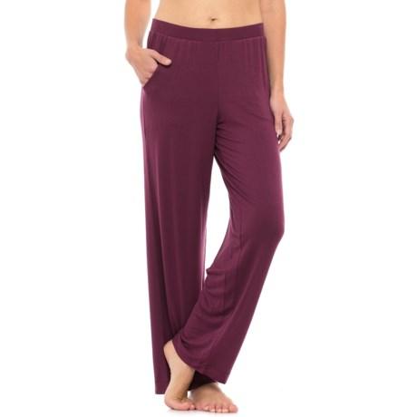 C & C California Wide-Leg Lounge Pants (For Women)