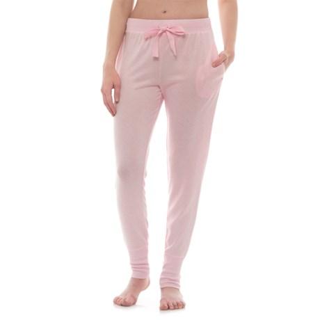 Jaclyn Intimates Whisper Drawstring Jogger Pajama Pants (For Women)