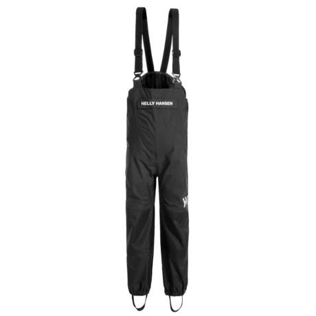 Helly Hansen Shelter Bib Snow Pants - Waterproof (For Little Kids)