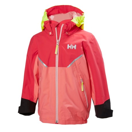 Helly Hansen Shelter Jacket - Waterproof (For Little Kids)
