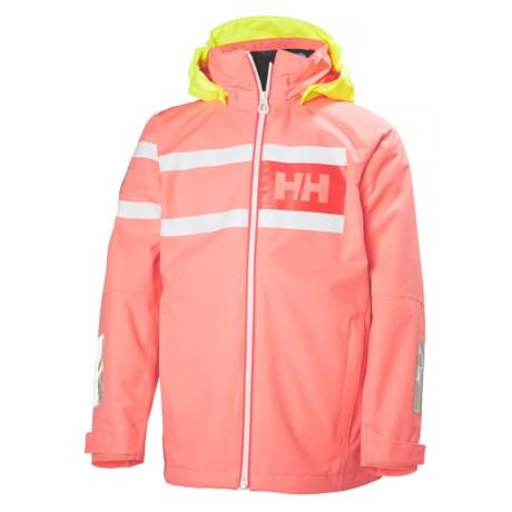 Helly Hansen Jr. Salt Power Jacket - Waterproof (For Big Kids)