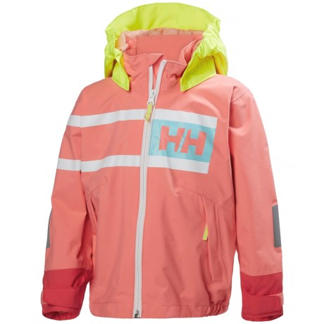 Helly Hansen Salt Power Jacket - Waterproof (For Little Kids)
