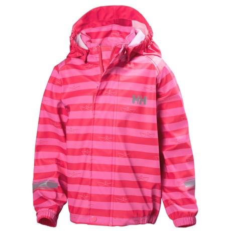 Helly Hansen Voss Rain Jacket - Waterproof (For Little Kids)